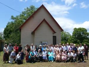 PEACHESTER UNITING CHURCH